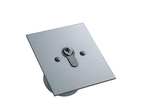 Recessed Key Switch Garage Door Spares By Garador Ltd